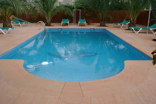 Coronacion de piscinas piedra artificial perfect para la coronacin de las piscinas elegimos un - Coronacion de piscinas ...